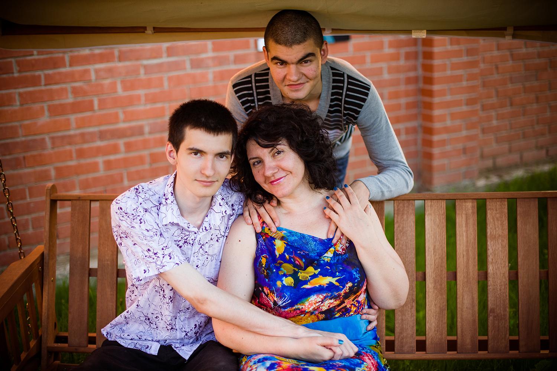 Русские мамы с друзьями сынов 2 фотография