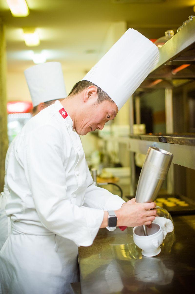 Томас мюллер повар
