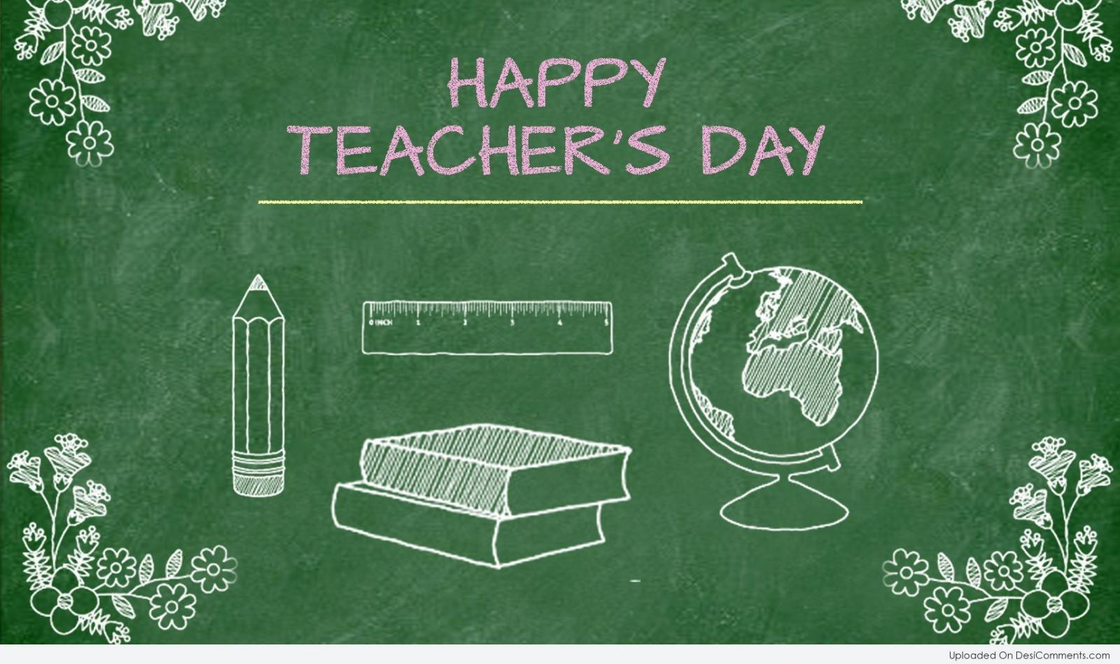 Открытки на день учителя на английском, картинки днем