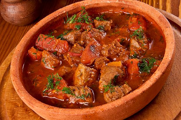 Грузинские блюда из баранины