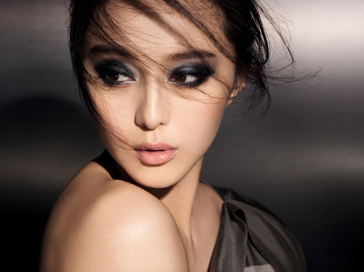 Макияж для азиатская внешность