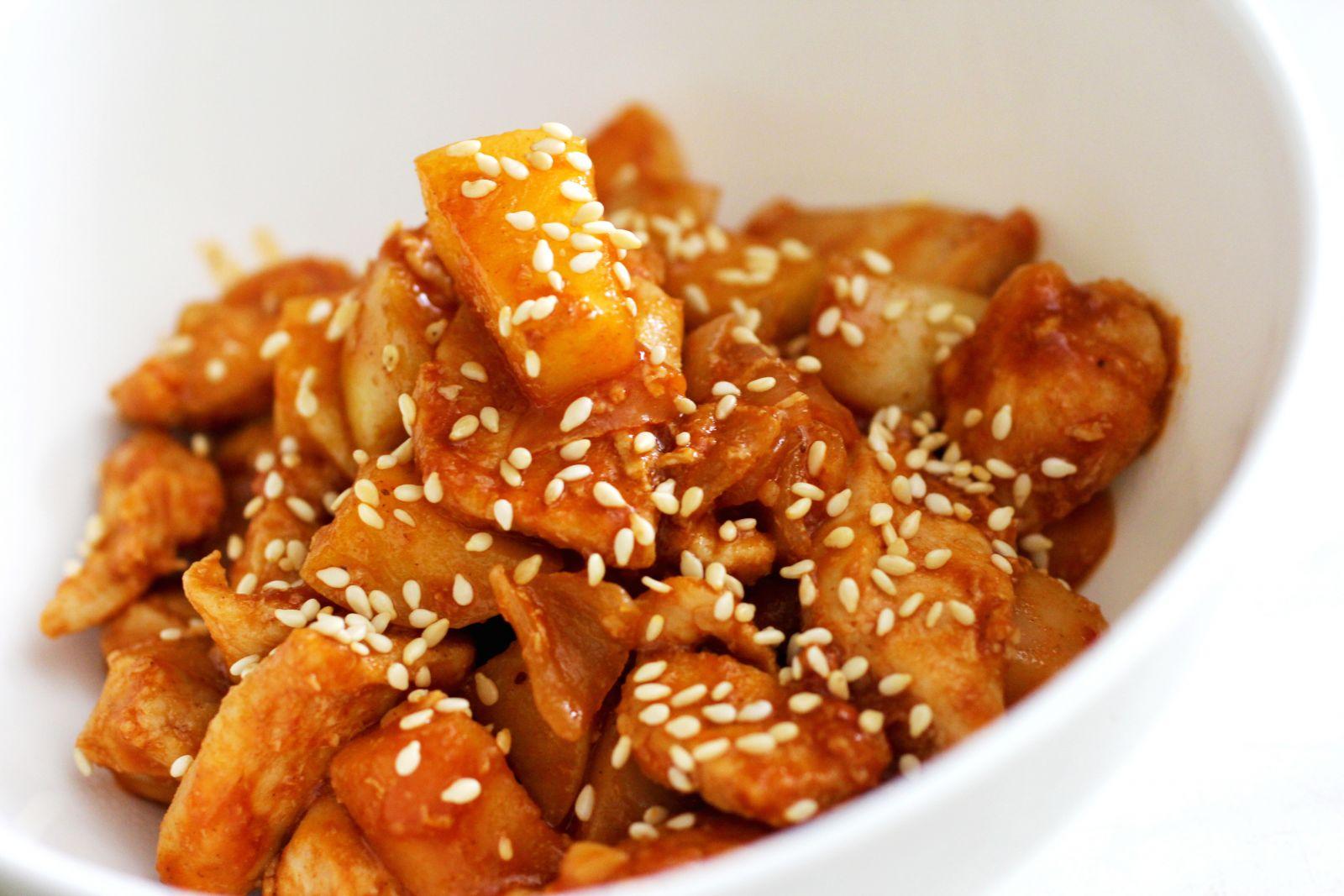 Куриные грудки по-китайски рецепт пошагово