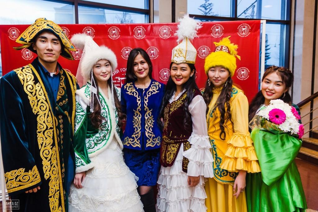 Kazakh mentality