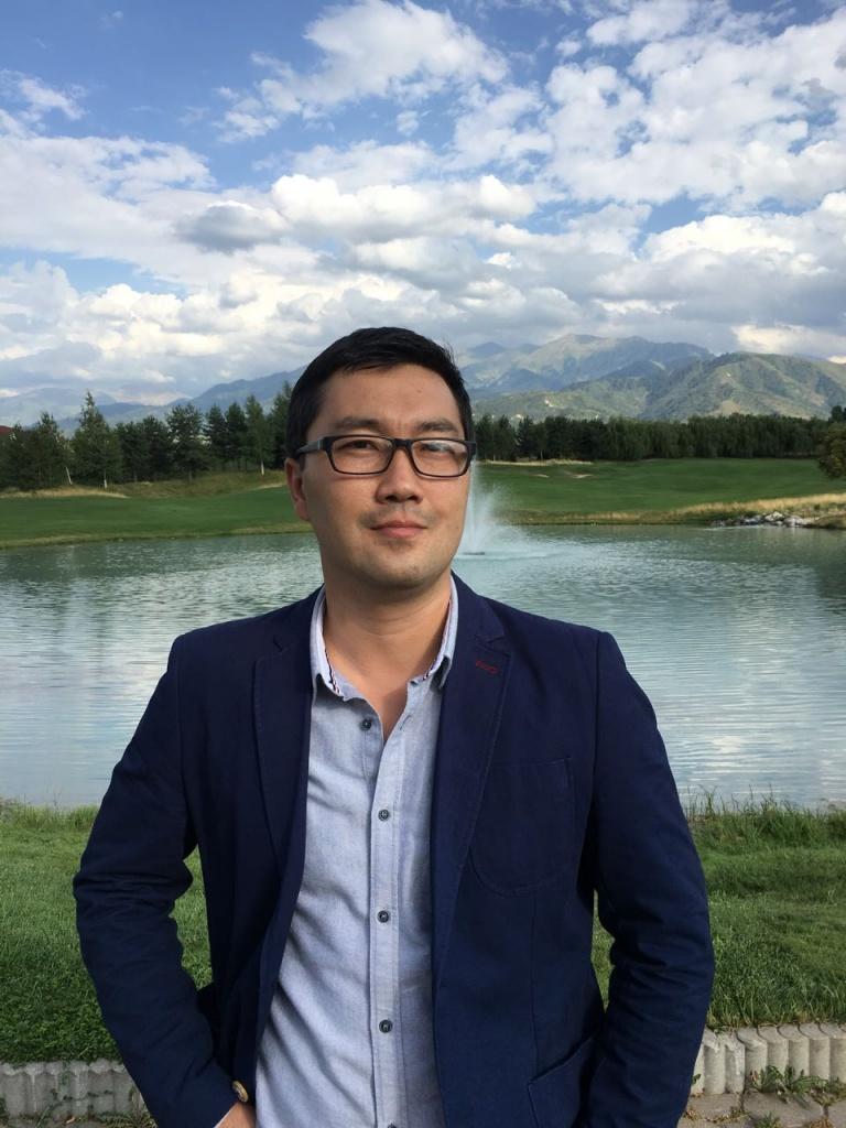 Askar Doskhozhaev 36 Years Old From Almaty Commercial Director Of Fiberoptic LLP