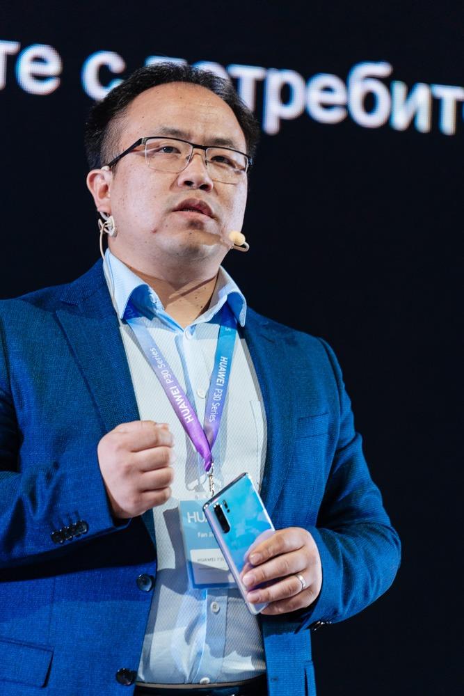 Г-н Фан Джинйонг