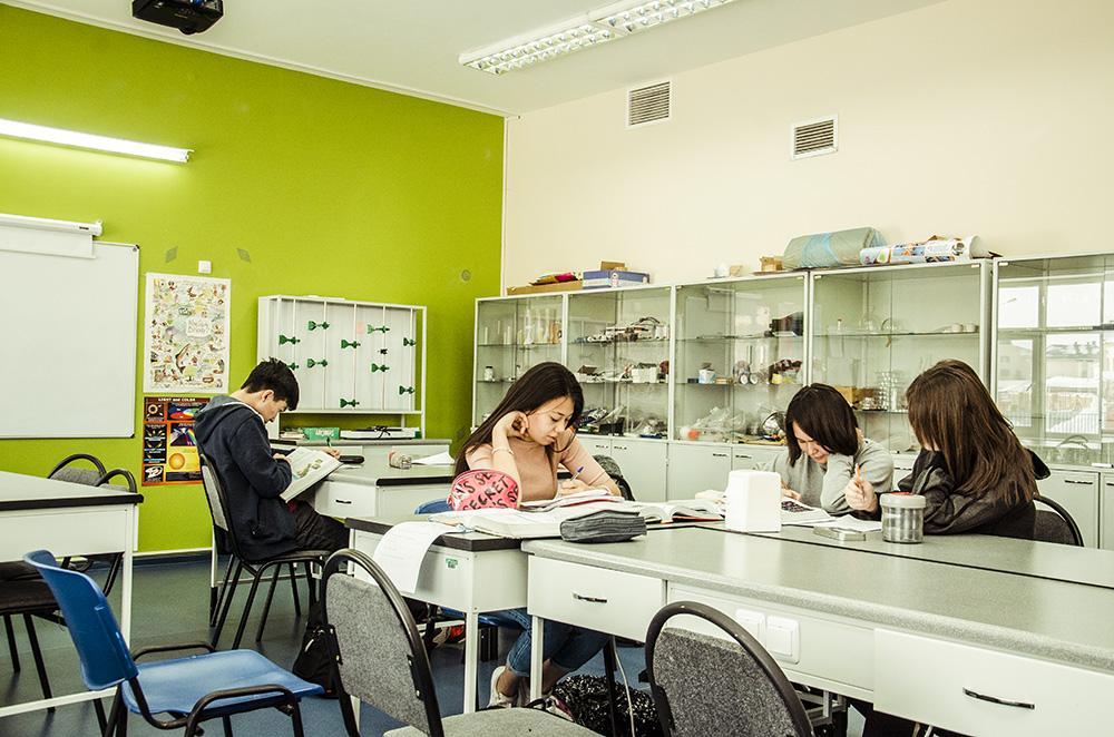 Международная школа QSI в Астане