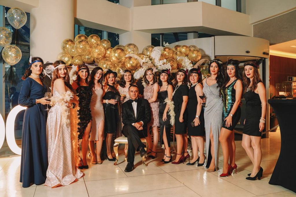 Hilton's 100th anniversary event in Gatsby Style.jpg