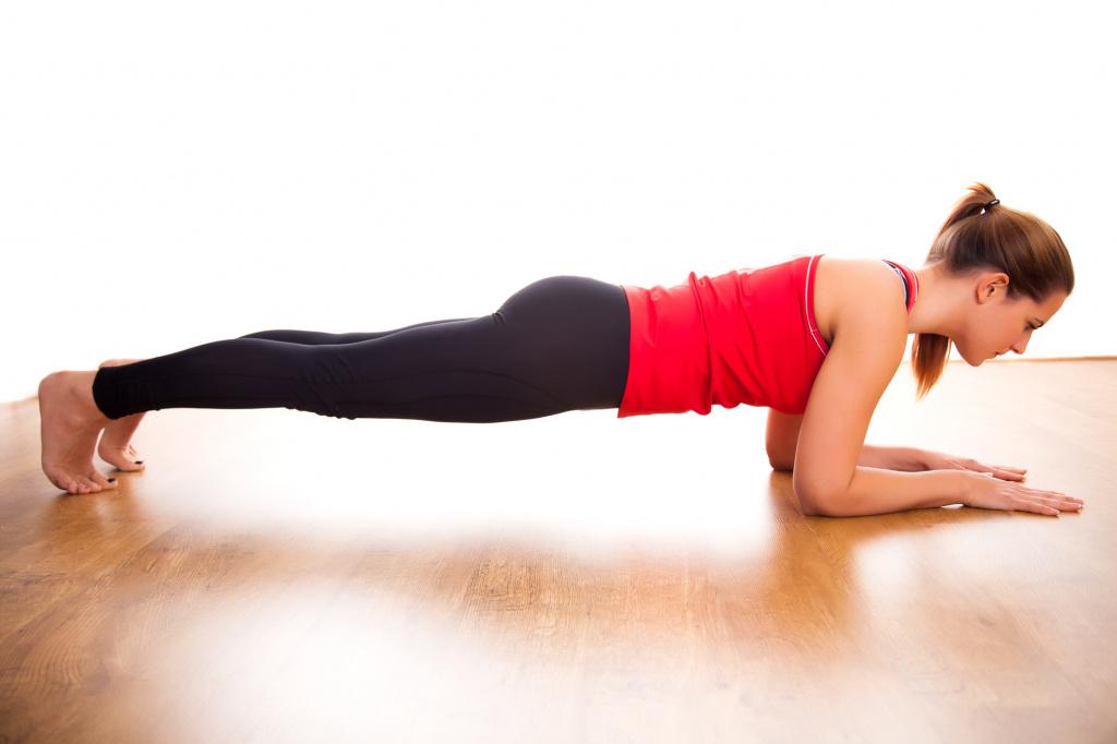 Похудение При Помощи Упражнения Планка. Планка против лишних килограммов