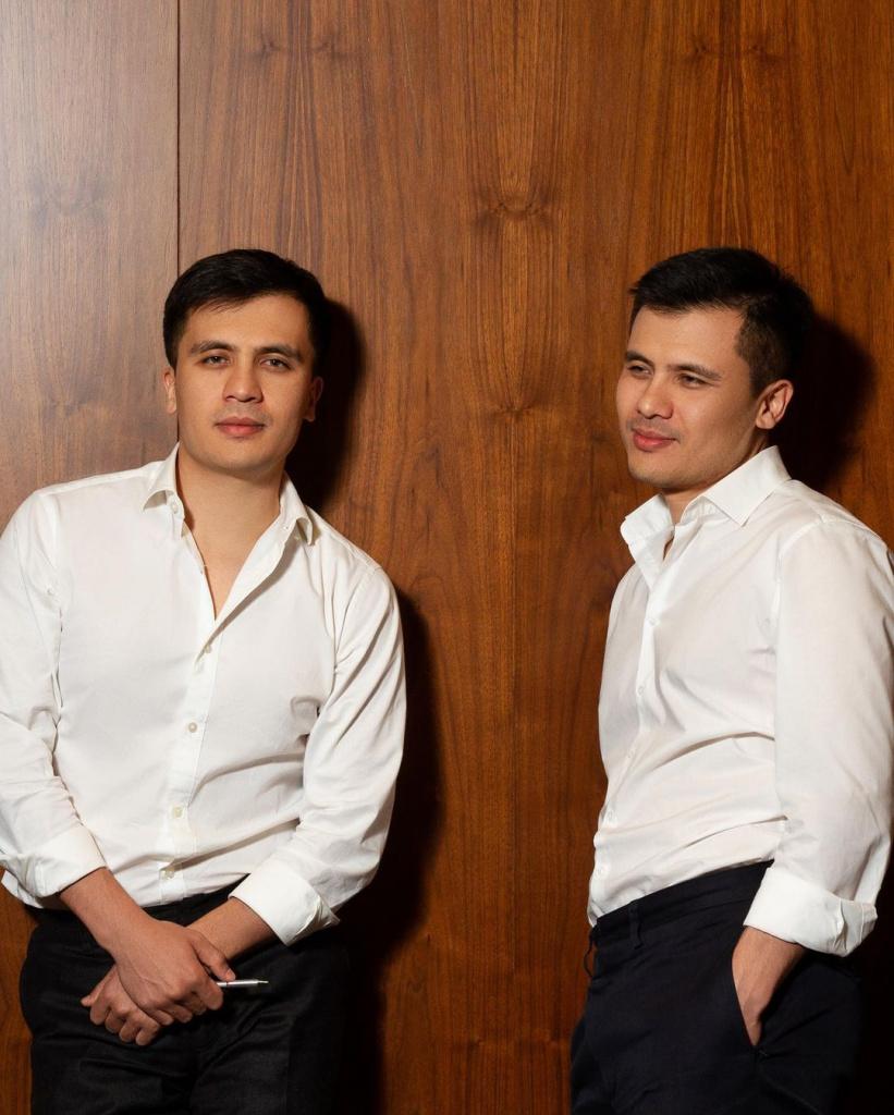 Ержан и Нуржан Ниязалиевы