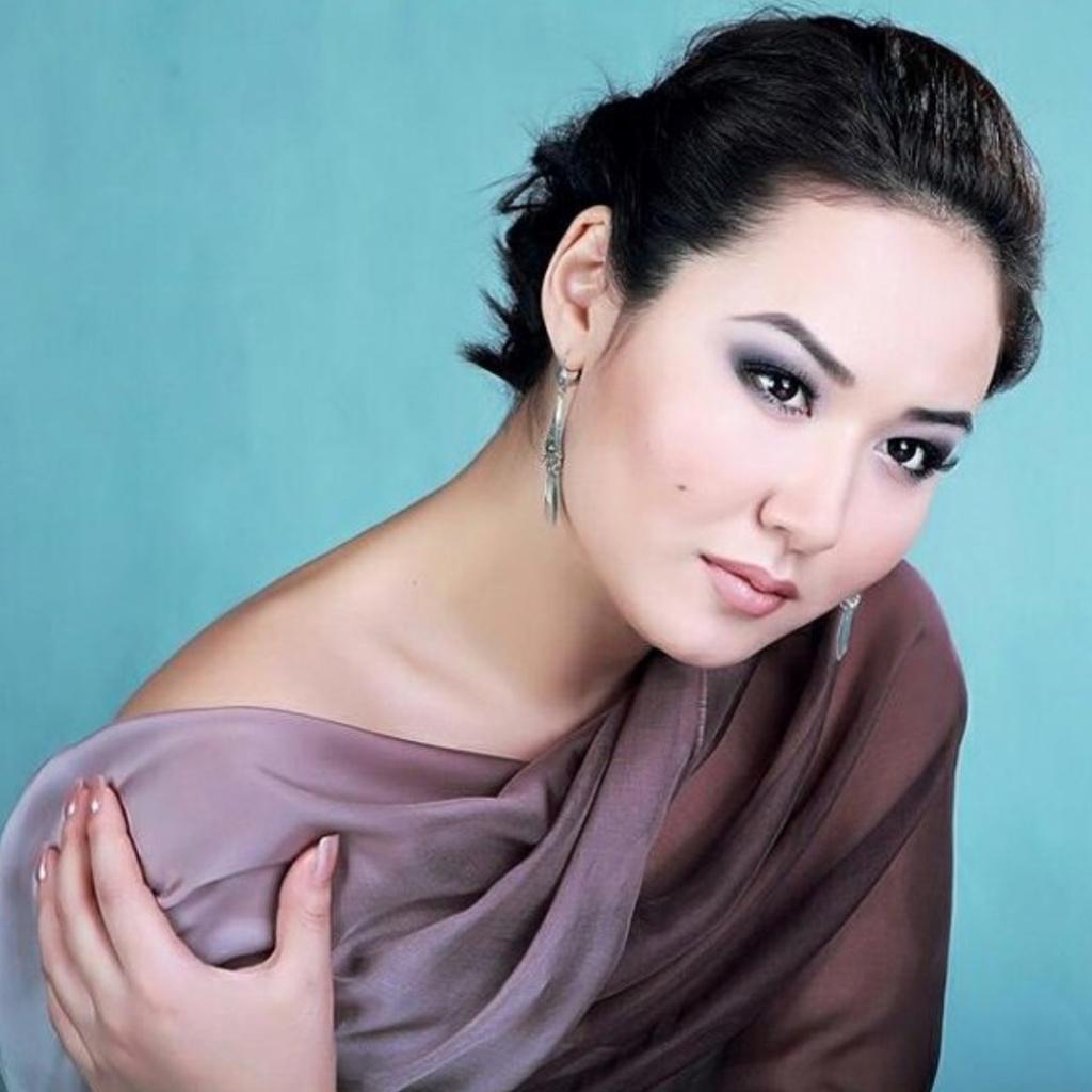 Самые красивые киргизки фото